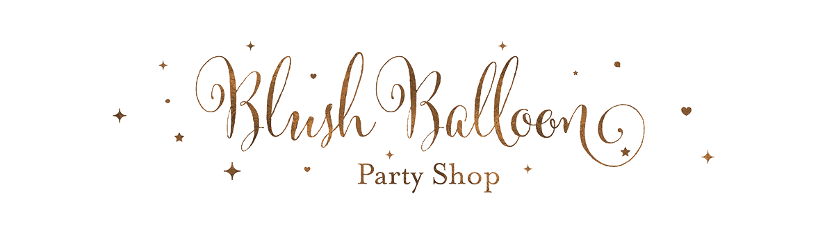 Blush Balloon Party Shop
